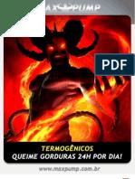 Revista Max Pump - Thermogenicos