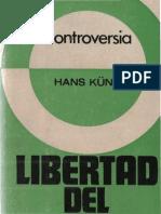 Kung, Hans - Libertad Del Cristiano