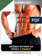Revista Max Pump - Abdomem Definido