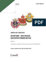 Basic Military Band QS