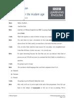 6min English Fonts PDF
