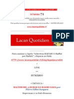 Lacan Cotidiano 71