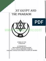 Ancient Egipt and Pharoahs