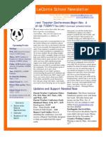 Panda Press November 1