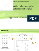 Application Comparateur