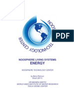 Noosphere Living Systems - Energy