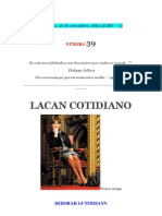 Lacan Cotidiano 39