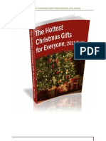 Hottest Gifts for Everyone, 2011 Guide