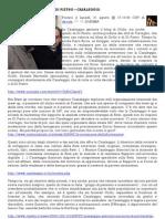 L'ASSE POLITICO GRILLO - DI PIETRO – CASALEGGIO