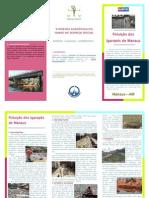Folder - Mostra Acadêmica