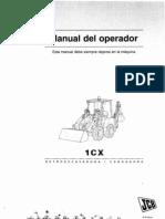 Manual Usuario Miniretro JCB 1CX