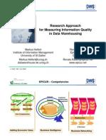 Helfert Research Approach for Measuring IQ