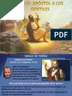 Lección 1 _ Pablo _ Apostol A Los Gentiles