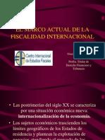 El Marco Actual de La Fiscal Id Ad Internacional