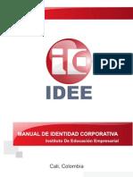 Manual de Identidad IDEE