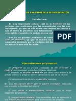04 Modelo Proyecto de Intervencion ECF