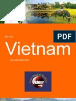 Vktour Brochure 2011
