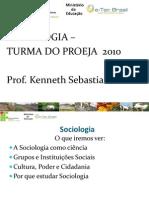 Slides de Sociologia