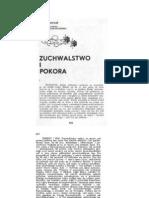 Szestow Lew-Zuchwalstwo i Pokora - Unknown