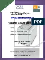 Lista de Proyecto Subterráneo pdf