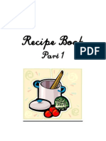 Recipe Book Pt1
