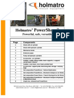 Powershore catalogo