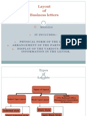 Layout Of Business Letter from imgv2-2-f.scribdassets.com