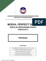 Perfect Score Sbp Fizik Spm 2011 Question