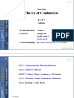 Theory of Combustion_YIN-Chungen