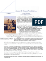 Brussel Air Museum Foundation Folder