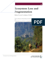 Ecosystem Loss and Fragmentation