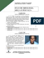 EDIX-módulo de Anatomia Da Cabeça e Pescoço