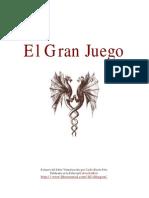 Perez, Carlos Martin - Extracto de EL GRAN JUEGO