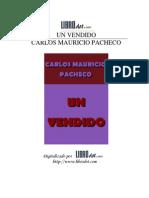 Pacheco, Carlos Mauricio - Un Vendido