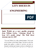 Presentation Quality Issues in Engineering Orientation