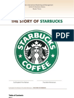 The Story of Starbucks