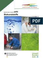 zukunftsmarkt biokunststoffe
