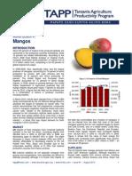 Market Bulletin USAID TAPP Mango
