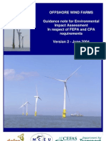 Windfarm Guidance