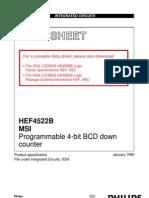 hef4522b