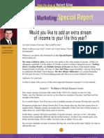 Network Marketing Report