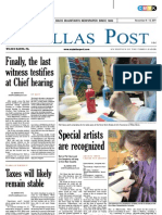 The Dallas Post 11-06-2011