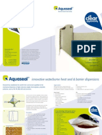 Aquaseal Product Brochure [en]