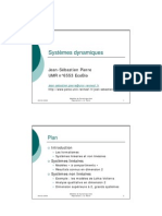 systemes dynamiques