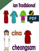 Tema Bangsa Dan Pakaian