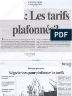 Economiste 06-09-2006