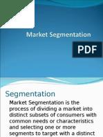 Segmentation Consumer Final Ppt 1