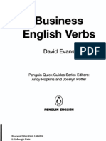 Penguin Books - Business English Verbs