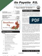 11 Newsletter November Rev