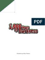 1.000 Anos de Escuridão